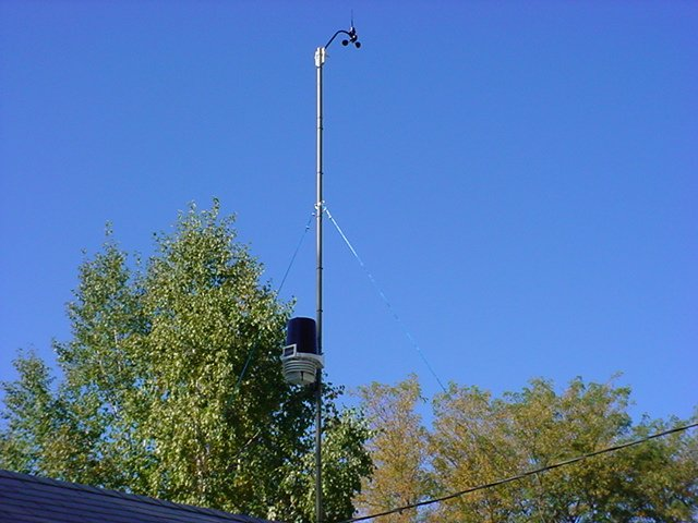 Davis Weather Station (Outside)